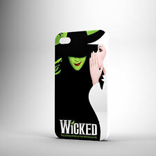 Wicked the musical iphone and samsung, Full 3D Wrapped Image