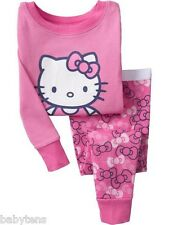 "Pyjamas Bébé Fille ""Hello Kitty"" Pjs"