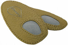 Half Leather insole & Metatarsal Support