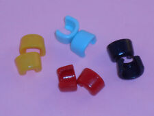 Sleeve Cuffs:  CHOOSE  COLOR:  PLAYMOBIL  Dollhouse/Castle Figure Accessory--kb