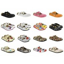 Birki by Birkenstock Dorian clogs - black white brown pink orange grey Disney