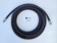 """3/8"""" 2 Wire Power Washer Hose Hot/Cold Steam Cleaner Jet Wash 10/15/20/30 Metre"""