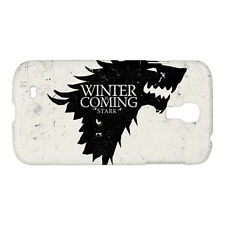 GAME OF THRONES House of Stark's Sigil For Samsung Galaxy S2/S3/ S4/S5 Case