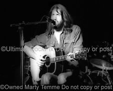 DAN FOGELBERG PHOTO 1976 8X10 black and white by Marty Temme UltimateRockPix 1E