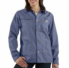 Carhartt Womens Chore Coat/Flannel Lined WC010