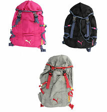 Girls/Ladies Puma Fitness Backpack/Rucksack 3 Colours Available 069898
