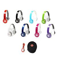 New Condition Beats Solo HD By Dr. Dre Beats Solo HD On-Ear Genuine Headphones