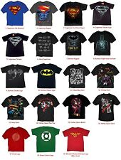 Authentic Dc Comics Superman, Batman, Joker Adult Men T-Shirt