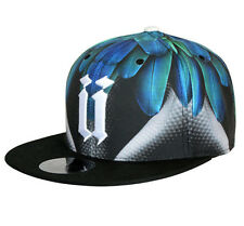Casquette Unkut Snapback Feder Noir Plumes by Booba