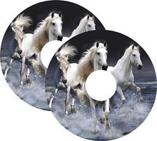 WHEELCHAIR SPOKE GUARDS HORSES Custom Design Mobility Accessories