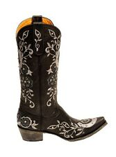 OLD GRINGO LUCKY L515-9 WOMENS BLACK WESTERN FASHION COWGIRL BOOTS