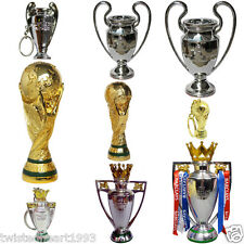 NEW 2014/WORLD CUP/CHAMPIONS/PREMIER LEAGUE 1:1/REPLICA FOOTBALL/SOCCER/TROPHY