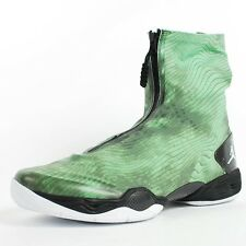 NIKE AIR JORDAN XX8 ELECTRIC GREEN WHITE 584832 301 3I4