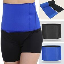 New Waist Trimmer Exercise Belt Slim Burn Fat Sauna Sweat Weight Loss Body BTL8