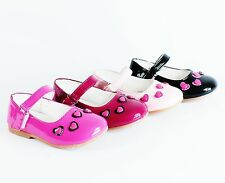 Kids Shoes Ballerina Ballerinas Shoes Girl Low Shoes New a - 9