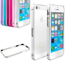 New Ultra-thin Aluminum Blade Frame Bumper Cover Case For iPhone 5 5S 5G