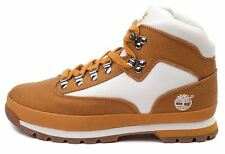 New TIMBERLAND Canvas Euro Hiker Boot wheat