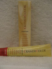 KEMON CRAMERCOLOR Permanent Hair Color  (Levels 7 & UP) 3.5 oz~FREE SHIP IN US