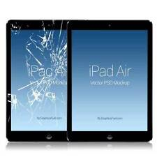 Front LCD Outer Screen Glass Lens Cover Replacement For Apple iPad 5,iPad Air
