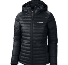 COLUMBIA WOMENS INSULATED WINTER  JACKET/COAT NWT BLACK
