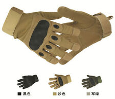 Outdoor tactical Military mountain bike riding a motorcycle sports gloves