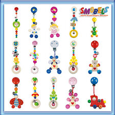 Clip-On Toy Figure for Pram Chain Buggy Bouncer Cot Activity Centre or Pushchair