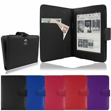 For Amazon Kindle Paperwhite 5 3G WiFi Smart PU Leather Wallet Flip Case Cover
