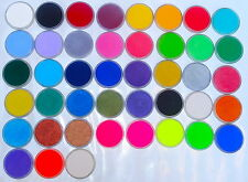 32g Diamond FX (DFX) Plain Face Paints - Essential, Metallic, Neon