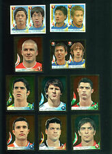 ALBUM MUNDIAL WORLD CUP 2010, 2014 STICKER PICK CHOOSE PLAYER RARE!!