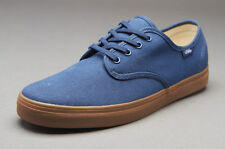 Vans Madero Men Dark Denim/Gum ALL SIZES BLUE Canvas
