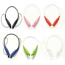 HV-800 Wireless Bluetooth Stereo Earphone Headset Neckband for Iphone LG Samsung