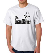The Grandfather - mens funny slogan novelty joke gifts, t-shirts for men