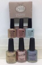 CND - Shellac UV Gel / VINYLUX - GILDED DREAM Collection - Pick Your Item