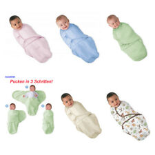 Swaddle Me Large Blanket Summer Infant Baby Clothes Sleeping Bag Wrap Cotten NEW
