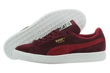 Puma Suede Classic 35546218 Zinfandel Red Casual Shoes Medium (B, M) Womens