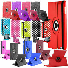 Smart 360° Rotating Leather Stand Case Cover For Apple iPad Mini & iPad Mini II