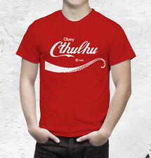 Call Of Cthulhu T Shirt Coke Funny Shirt