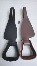 Yesrd Replacement Saddle Fenders with Stirrup Leather Two Colors Lower Price