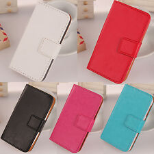 Accessory Book-Style PU Leather Case Cover Protection Skin For Huawei Smartphone