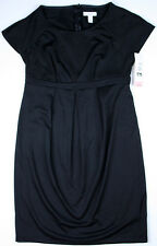New Women's Maternity Black Dress Liz Lange NWT Size SZ XS S M L XL XXL 2XL