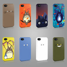 MY NEIGHBOR TOTORO CASE HARD COVER FOR iPHONE & SAMSUNG MANGA MOVIE