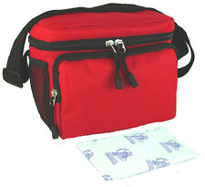 Everest Insulated Lunch Tote Reusable Cooler Bag with Ice Pack