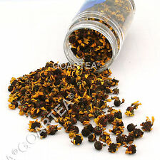 Premium Organic Coreopsis tinctoria Snow Chrysanthemum Flower Herbal Tea Bottled