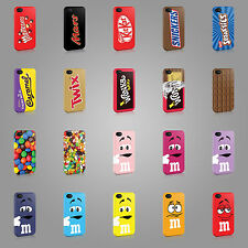 CHOCOLATE BAR WRAPPERS COQUE ETUI HOUSSE RIGIDE POUR IPHONE SAMSUNG OU LG