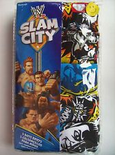 Wrestling Slam City Underwear Boys 5 Brief Pack Character Sayings Sz  4 6 8  NIP