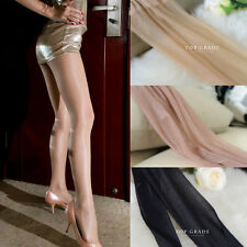 Fashion Sexy Women Lady Ultrathin Shiny Glossy Stocking Pantyhose Tights Hosiery