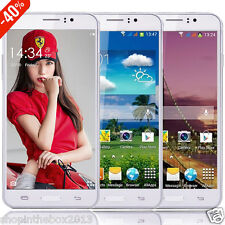 """5.5"""" Android 4.2 Smartphone 2 Core Unlocked 3G T-Mobile Cell Phone Dual Sim GPS"""
