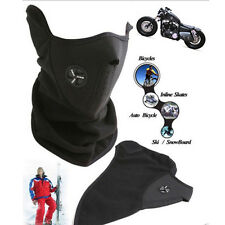 Neck Warmer Sports Face Mask Motorcycle Ski Bike Snowboard Fleece Half Face Mask