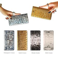 Gaze Luxury Genuine Leather Wallet Case Flip Cover for Samsung Galaxy Note 3 4