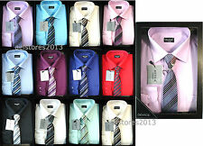 Shirt Device Boys Tie Set Long Sleeve Formal Smart Party Shirts 0-15 years New